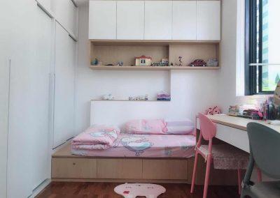 Twin-Sharing Room